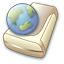 64x64px size png icon of Network hd online