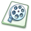64x64px size png icon of Video clip