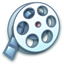 64x64px size png icon of Video