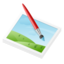 64x64px size png icon of Applic Paint