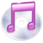 64x64px size png icon of Applic iTunes