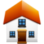 64x64px size png icon of System Home