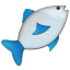 64x64px size png icon of 2 Fish