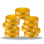 64x64px size png icon of earning statements