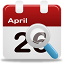 64x64px size png icon of event search