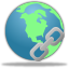 64x64px size png icon of Insert hyperlink