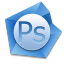 64x64px size png icon of Adobe Photoshop