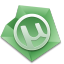 64x64px size png icon of uTorrent