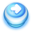 64x64px size png icon of Button Blue Arrow Right