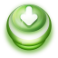 64x64px size png icon of Button Green Arrow Down