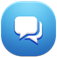 64x64px size png icon of conversations
