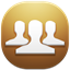 64x64px size png icon of groups