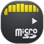 64x64px size png icon of memory card