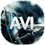 64x64px size png icon of avi