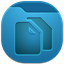 64x64px size png icon of folder documents 2
