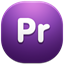 64x64px size png icon of premiere