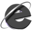 64x64px size png icon of Q's IE Metal2