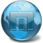 64x64px size png icon of Qs Vista Maxthon VR2