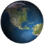 64x64px size png icon of QsEarth