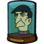 64x64px size png icon of Leonard Nimoy's Head