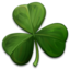 64x64px size png icon of Shamrock