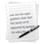 64x64px size png icon of Memo