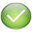64x64px size png icon of Tick