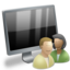 64x64px size png icon of User Computer