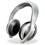 64x64px size png icon of headphone