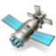 64x64px size png icon of satellite