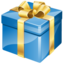 64x64px size png icon of gifts