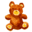 64x64px size png icon of Bear User