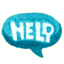 64x64px size png icon of Help Info