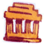 64x64px size png icon of Library