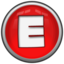 64x64px size png icon of Letter E