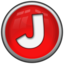 64x64px size png icon of Letter J