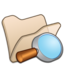 64x64px size png icon of Folder beige explorer