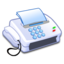 64x64px size png icon of Hardware Fax