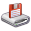 64x64px size png icon of Hardware Floppy Drive