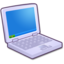 64x64px size png icon of Hardware Laptop 1