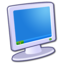 64x64px size png icon of Hardware My Computer 1