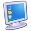 64x64px size png icon of Hardware My Computer 2