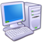 64x64px size png icon of Hardware My Computer 3