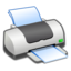64x64px size png icon of Hardware Printer ON