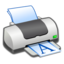 64x64px size png icon of Hardware Printer Portrait