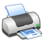 64x64px size png icon of Hardware Printer Text