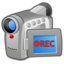 64x64px size png icon of Hardware Video Camera record