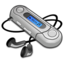 64x64px size png icon of Hardware music player 1