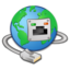 64x64px size png icon of Network Internet Connection