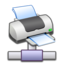 64x64px size png icon of Network Printer